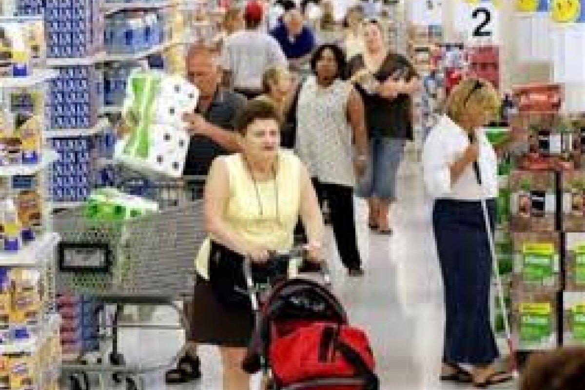 En agosto los precios de los alimentos subieron 0.2% y los alquileres el mismo porcentaje.