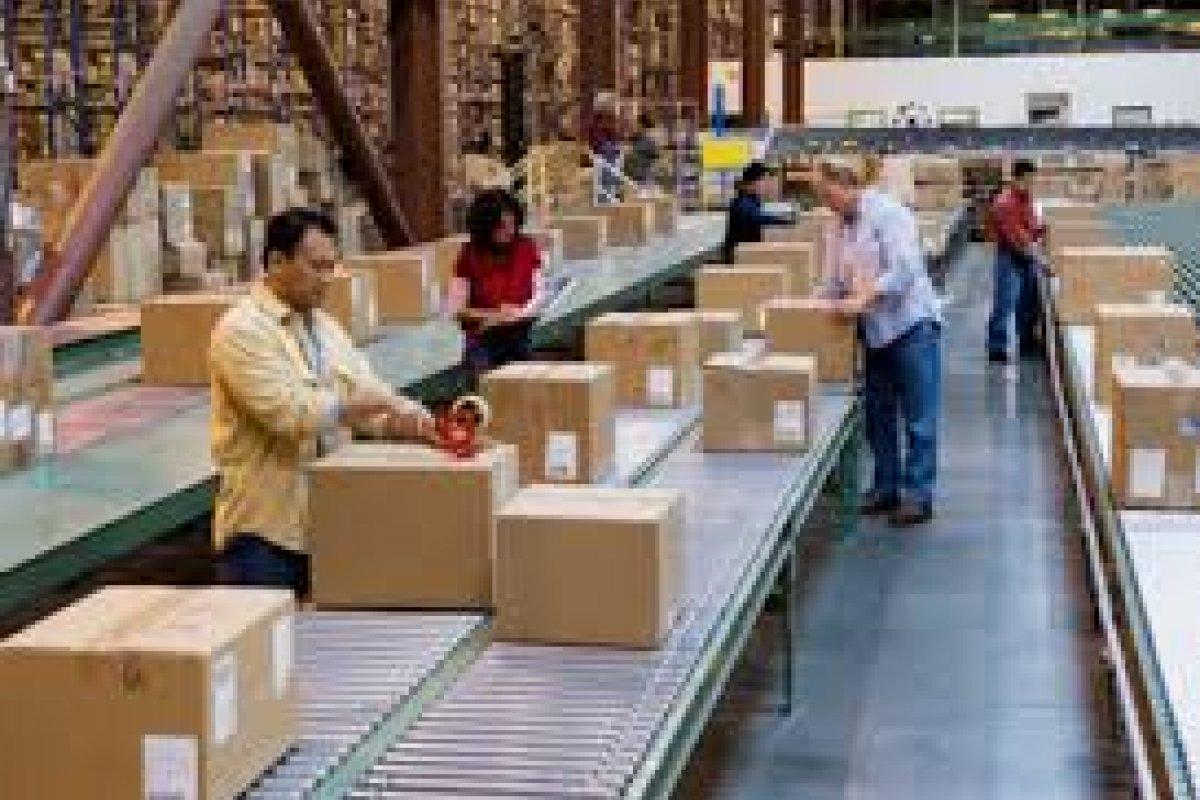 El personal ocupado en el sector manufacturero registró un aumento de 2.5% en julio pasado en términos anuales.