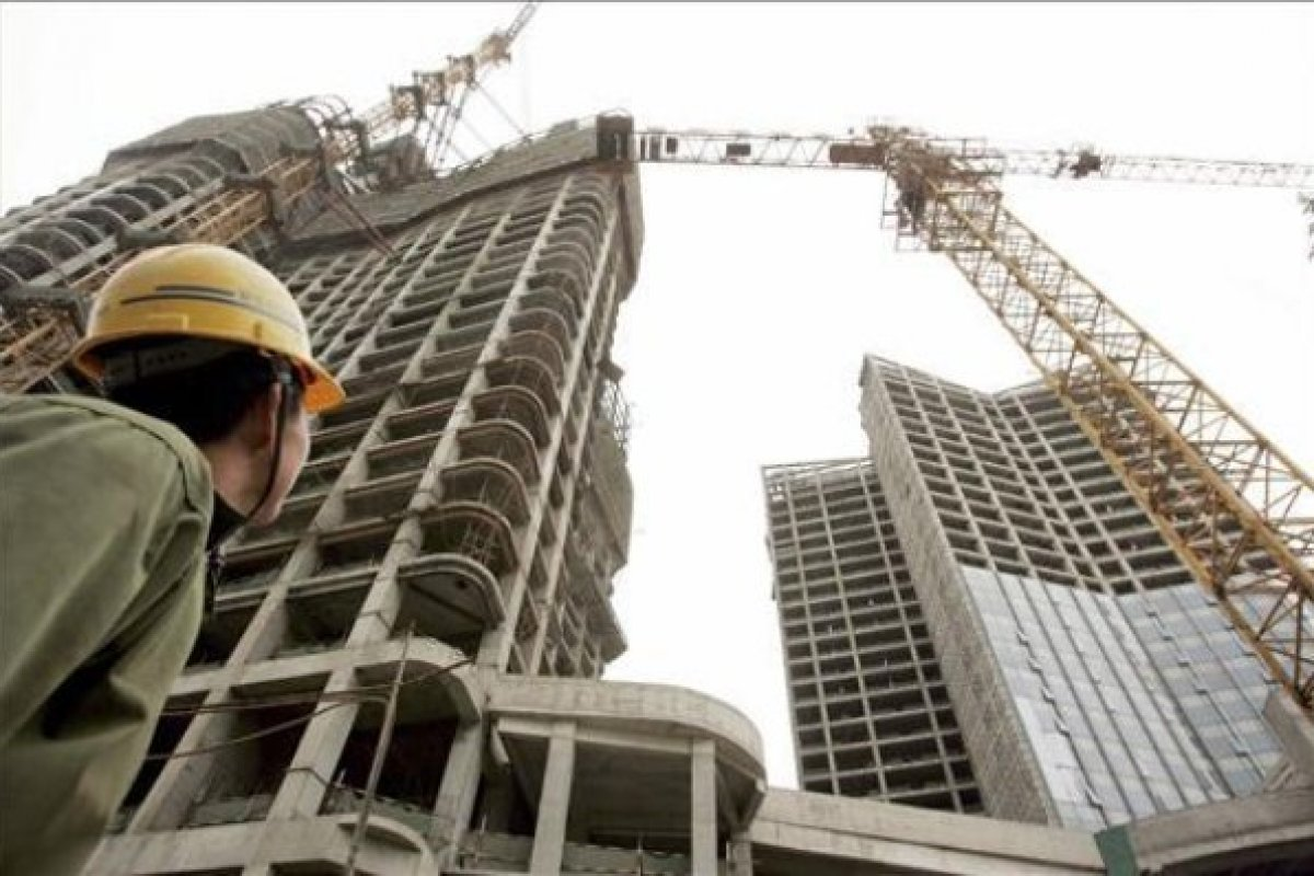 La inversión pública en construcción de abril a junio pasado disminuyó 8.9% a comparación anual.