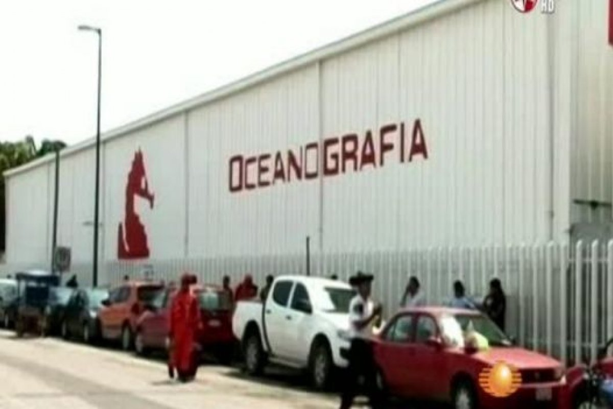Oceanografía, propiedad de Amado Yañez, continuará en venta mediante proceso mercantil.