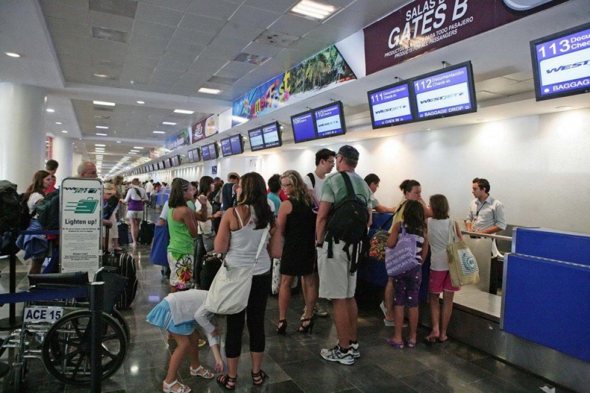 El Aeropuerto de Tapachula mostró el mayor incremento con 50% en cuanto a pasajeros internacionales en el tercer trimestre del año.