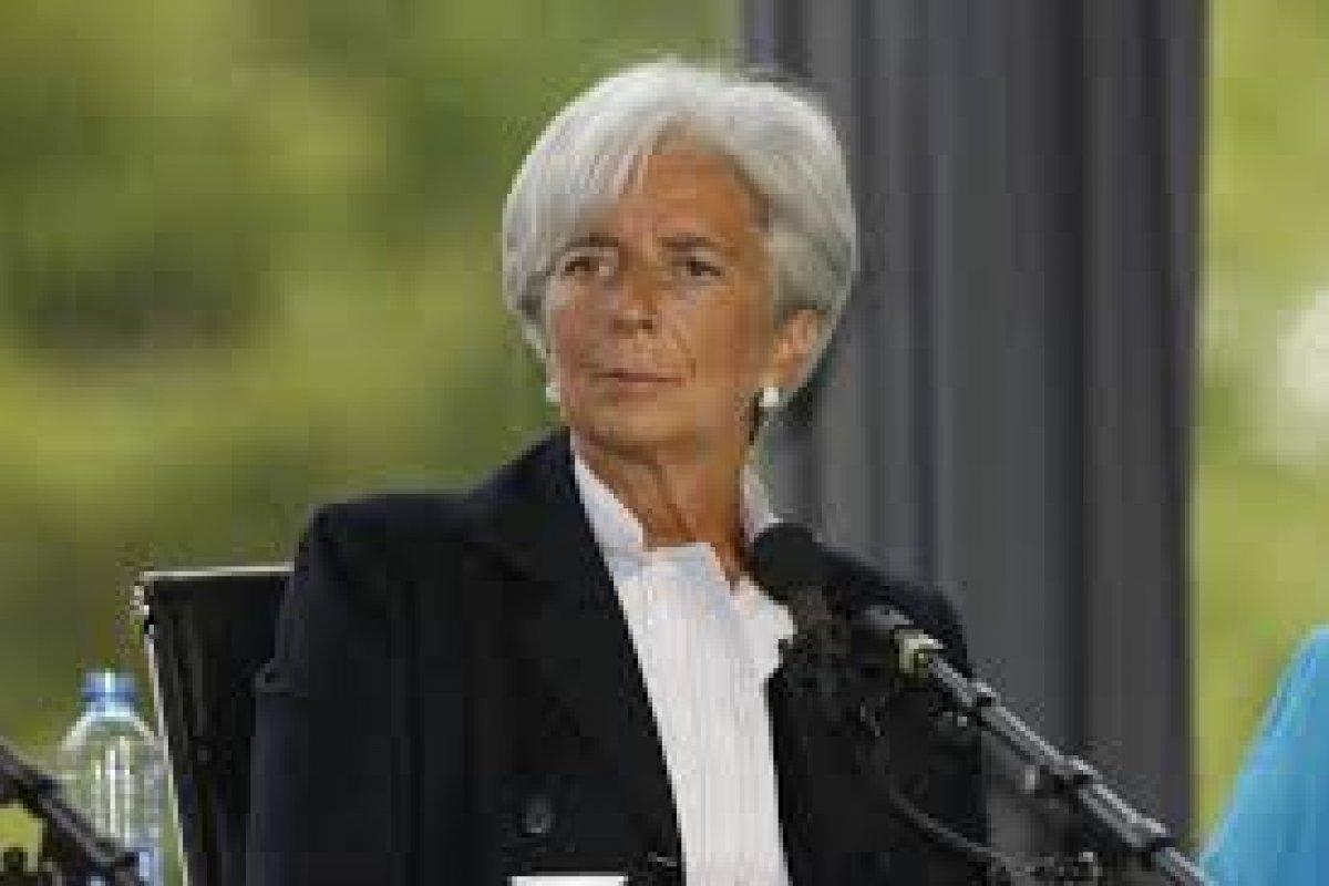 Del 2008 al 2013, el FMI, dirigido por Christine Lagarde, canalizó créditos por 400 mil millones de dólares a las naciones.