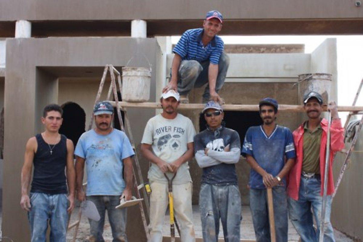 Al tercer trimestre del 2014 la construcción fue uno de los sectores que más aumentó su personal ocupado con 1.7%.