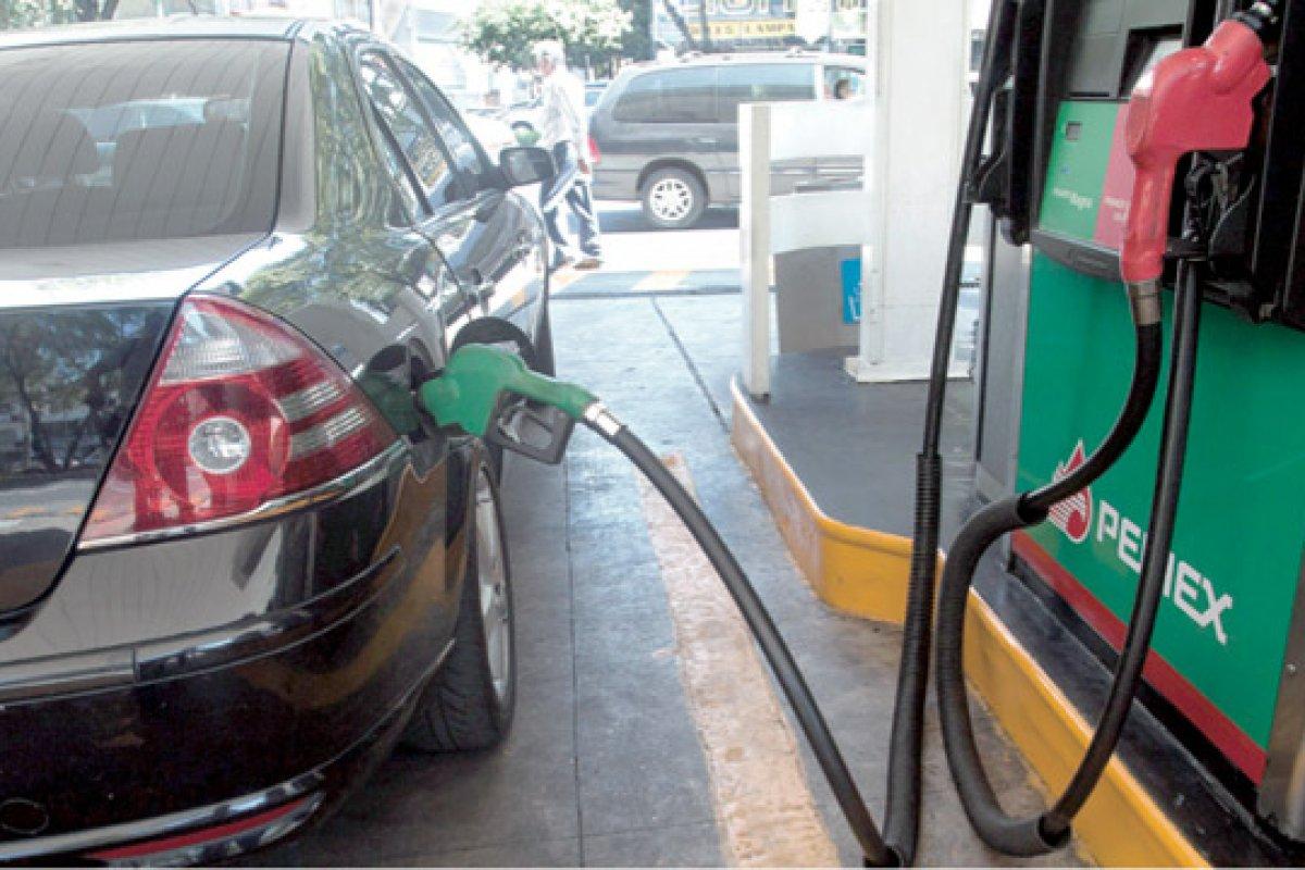 De enero a diciembre la gasolina magna a aumentado 8%, el doble que el INPC en 4.1%