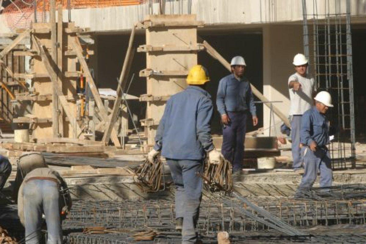 Según la encuesta del INEGI la situación de la construcción fue la que más mejoró respecto a la manufactura y el comercio.