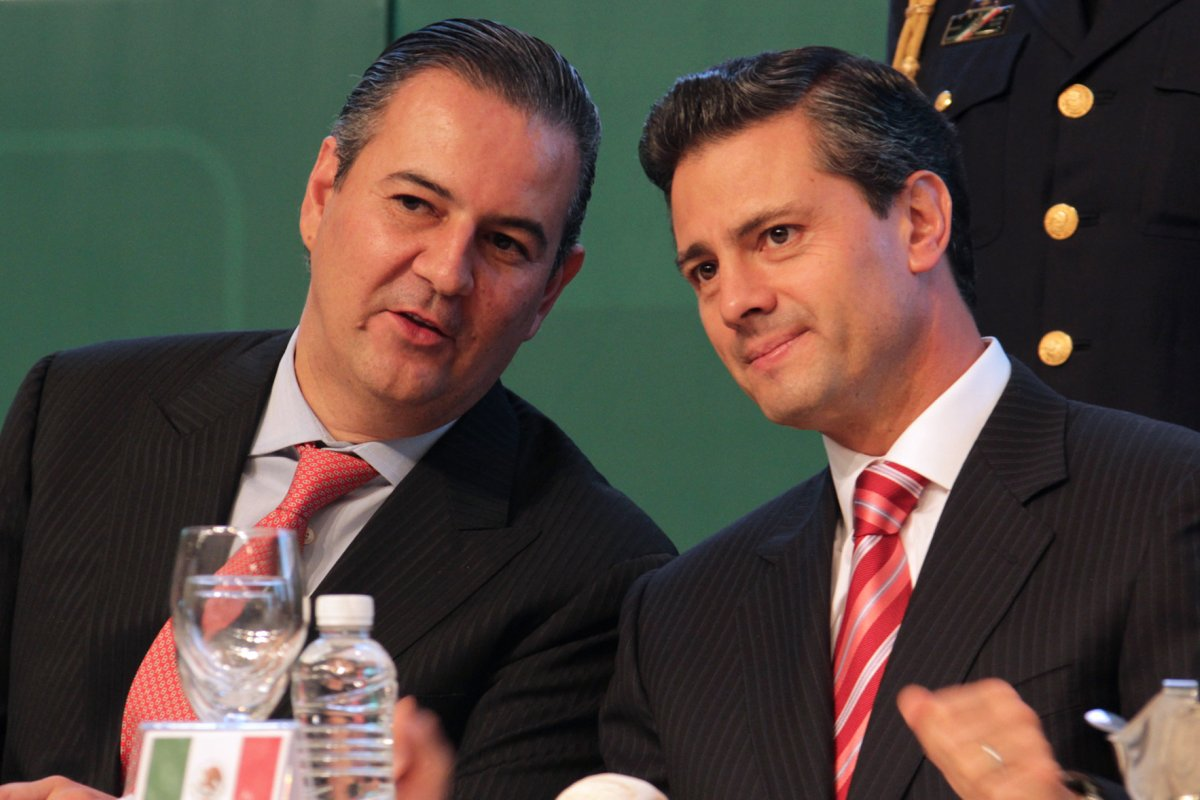 Para el CCE, presidido por Gerado Gutierrez Candiani (izq), no puede haber éxito económico sin combate a la corrupción.