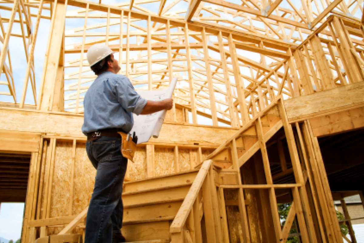 A comparación anual la construcción de viviendas en 2014 creció 8.8%.