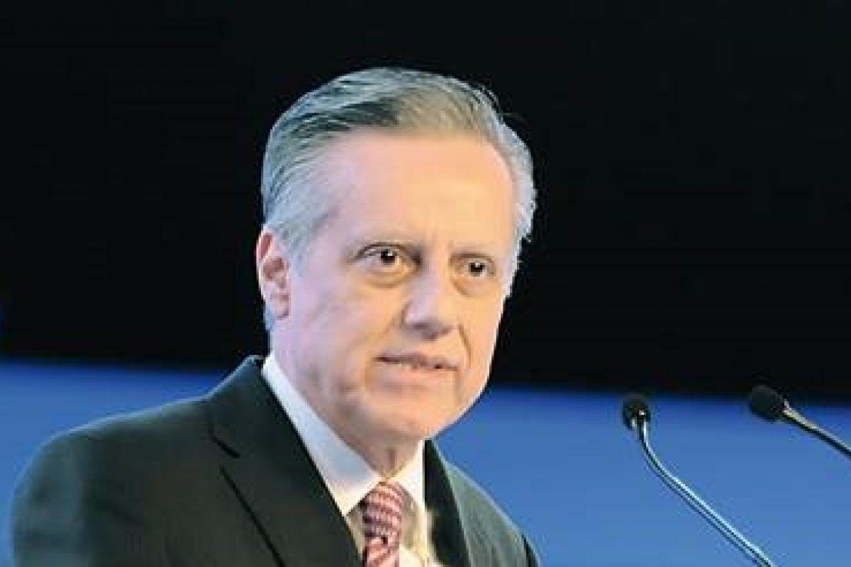 """El crecimiento económico 2014 en México fue """"decepcionante"""", aseguró el subgobernador del Banco de México, Manuel Sánchez González."""