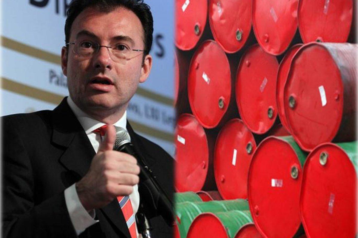 El titular de Hacienda, Luis Videgaray, ha asegurado que están asegurados el 100% de los recursos petroleros de México para 2015 gracias a las coberturas. Cálculos realizados por Arena Pública indican lo contrario.