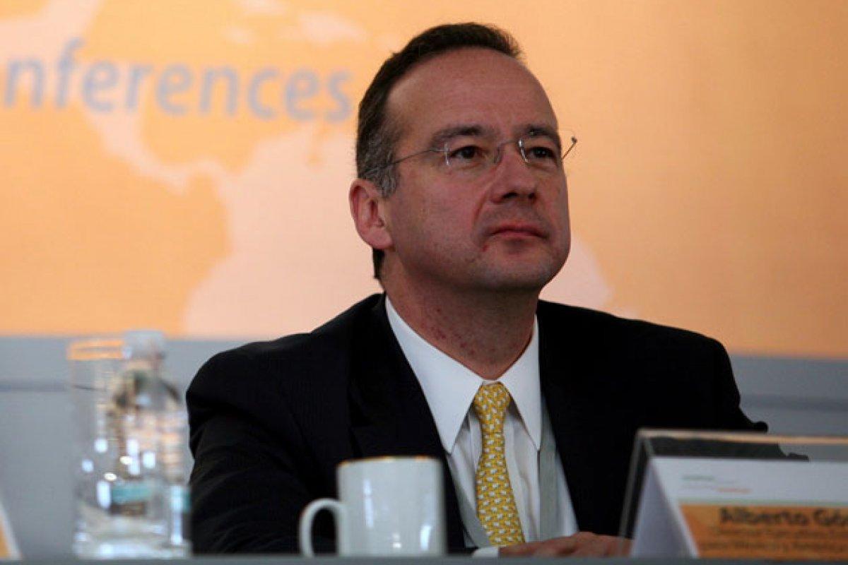 Alberto Gómez aseguró la tranquilidad del sector bancario.