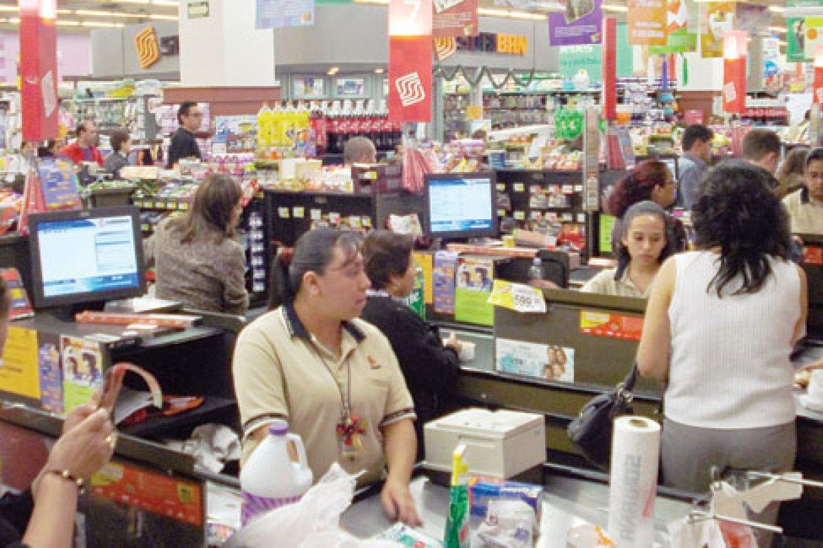 Las ventas de la ANTAD son un buen termómetro de la evolución del consumo ciudadano.