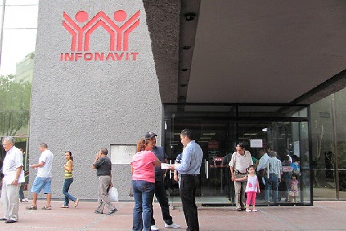 El Infonavit es el tenedor del 60% de los créditos de vivienda en México.