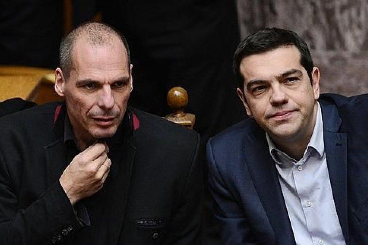 El ministro griego de finanzas, Yanis Varoufakis envió este jueves al Eurogrupo un