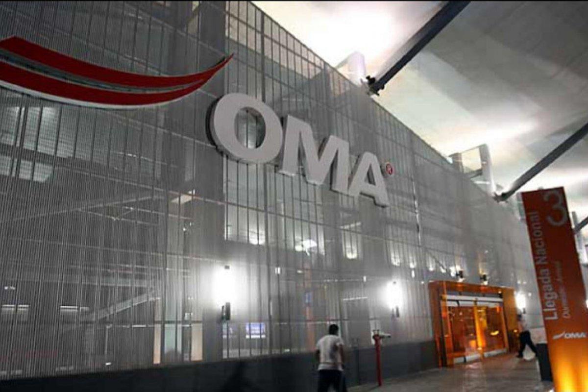 OMA opera 13 aeropuertos en territorio mexicano, entre ellos el de Acapulco y Monterrey.