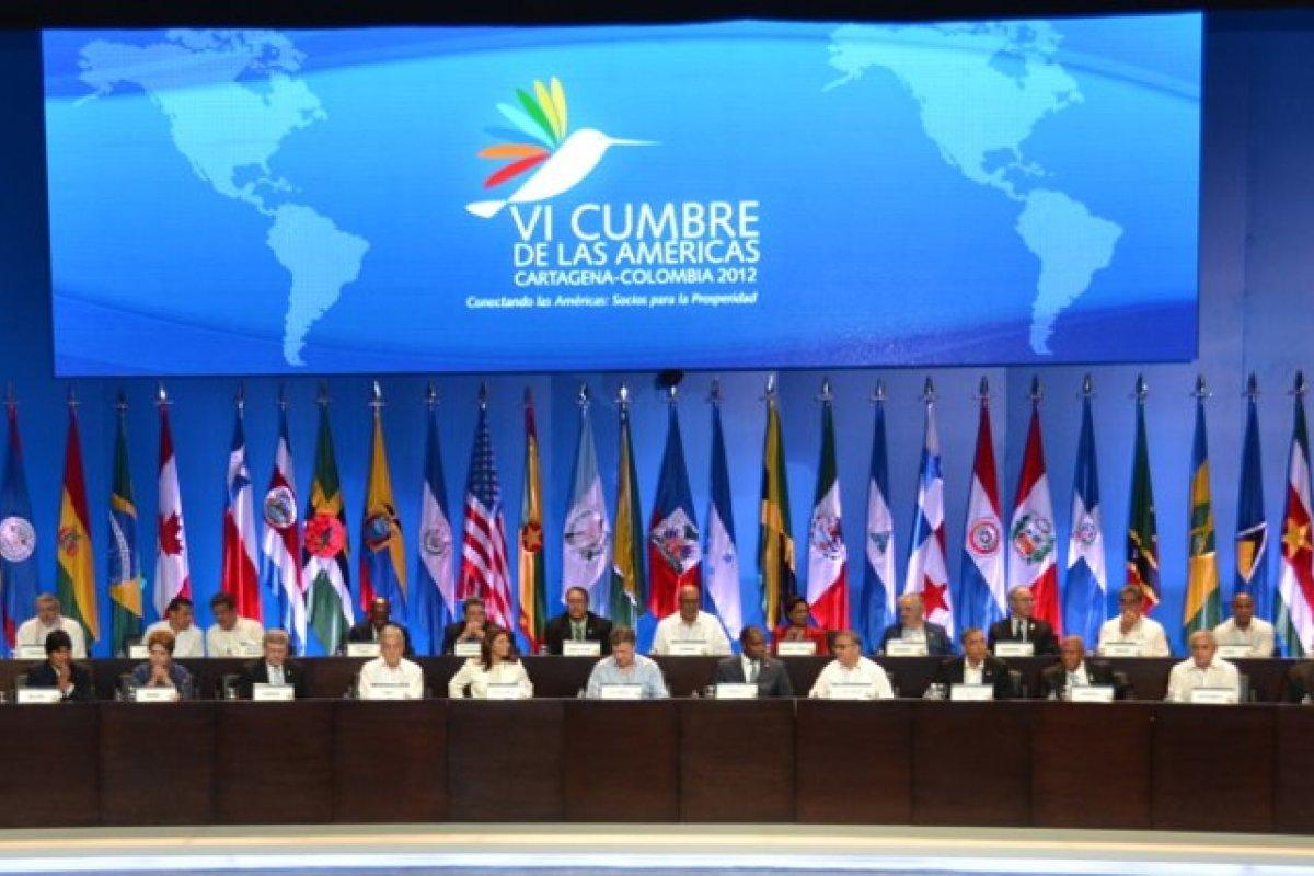 En la séptima edición de la Cumbre de las Américas auspiciada por la OEA, albergará por primera vez a Cuba desde su expulsión de dicho organismo en 1962.