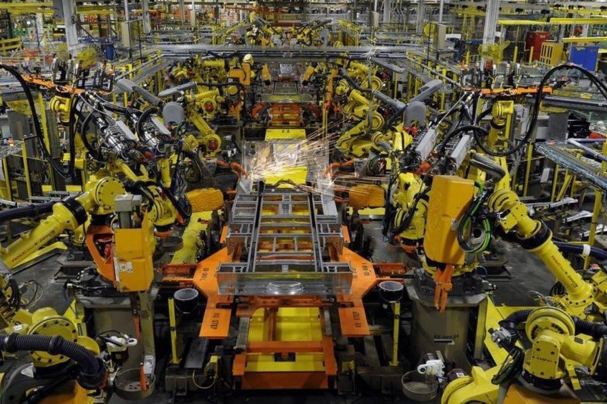 Aunque decepcionó, la actividad industrial mostró un ligero avance respecto a los resultados de diciembre.