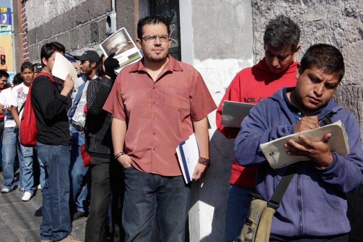Con tasas desestacionalizadas los subocupados se incrementaron a 8.4% de la población ocupada en abril, desde 7.9% en el mes anterior