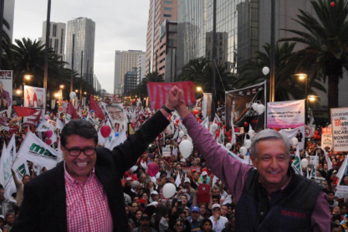 Morena le arrebató 5 delegaciones capitalinas al PRD; mientras que en 5 más se convirtió en la segunda fuerza política.