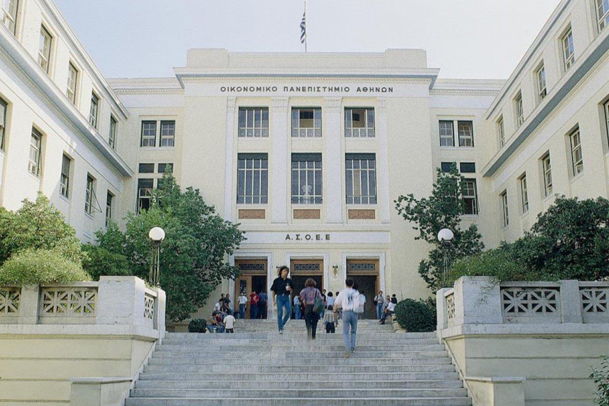 En su gran mayoría académicos de la Athens University of Economics and Business, fueron quienes más se observaron en la lista de la firma del documento a favor del