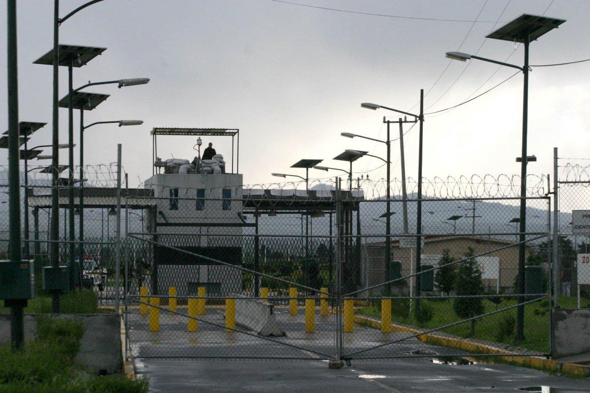 Entre Puente Grande y el penal Altiplano las dos cárceles donde ha estado alias el