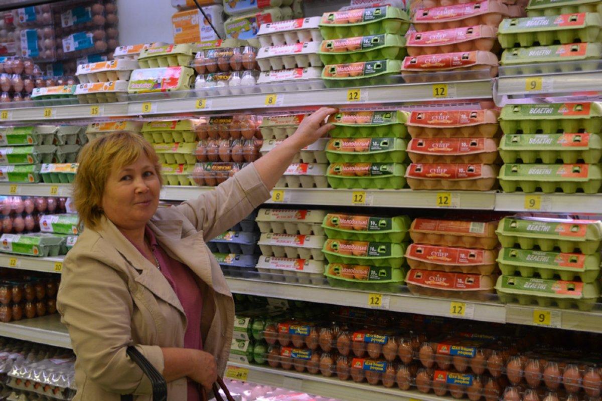 El alza en los precios en EU, estuvo relacionada con el aumento de 18.3% en el huevo, la mayor alza desde 1973.