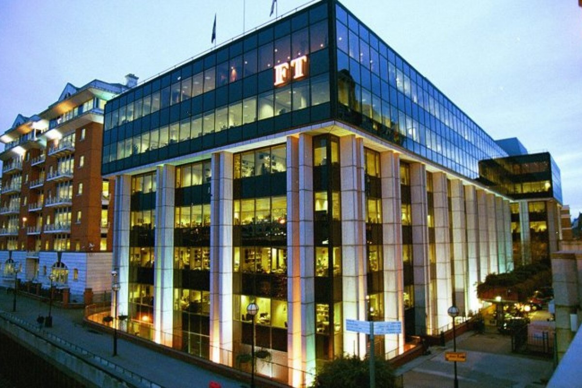 Nikkei Group busca fortalecer la marca Financial Times