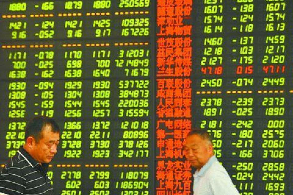 En China su bolsa sigue a la baja, en esta jornada cerró con -1.68%, en Japón el NIKKEI lo hizo en -0.10%.
