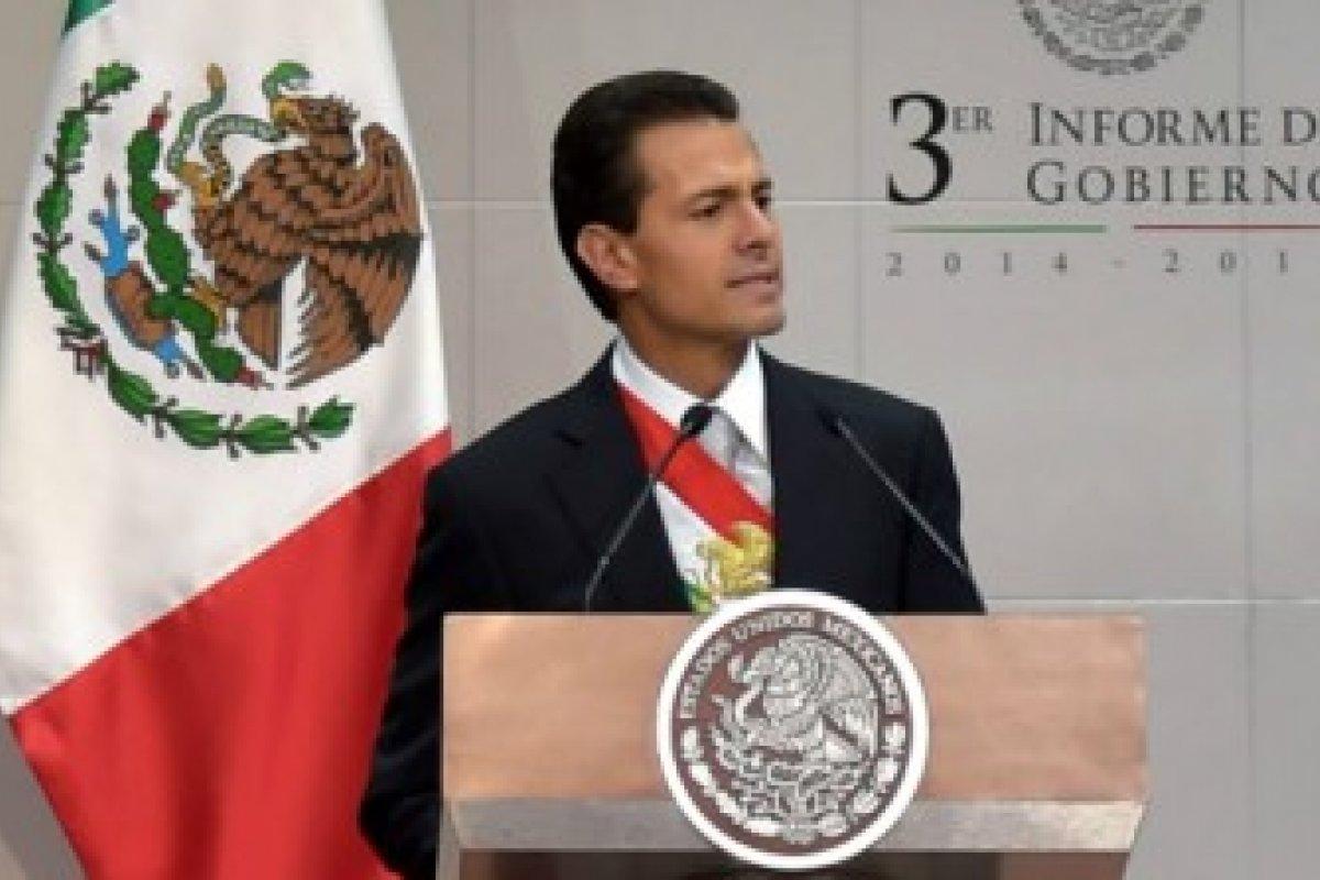 Enrique Peña Nieto anunció, durante su Tercer Informe de Gobierno, las 10 medidas que realizará para el fortalecimiento del país en el resto del sexenio