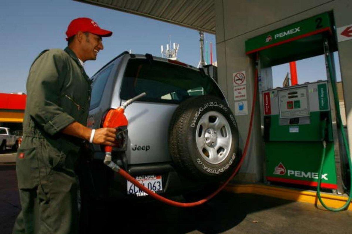 No te olvides de consultar los precios de la gasolina para este lunes.