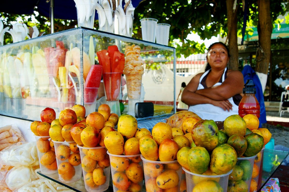 3.3% de la población del país vive en un estado de inseguridad alimentaria severa.