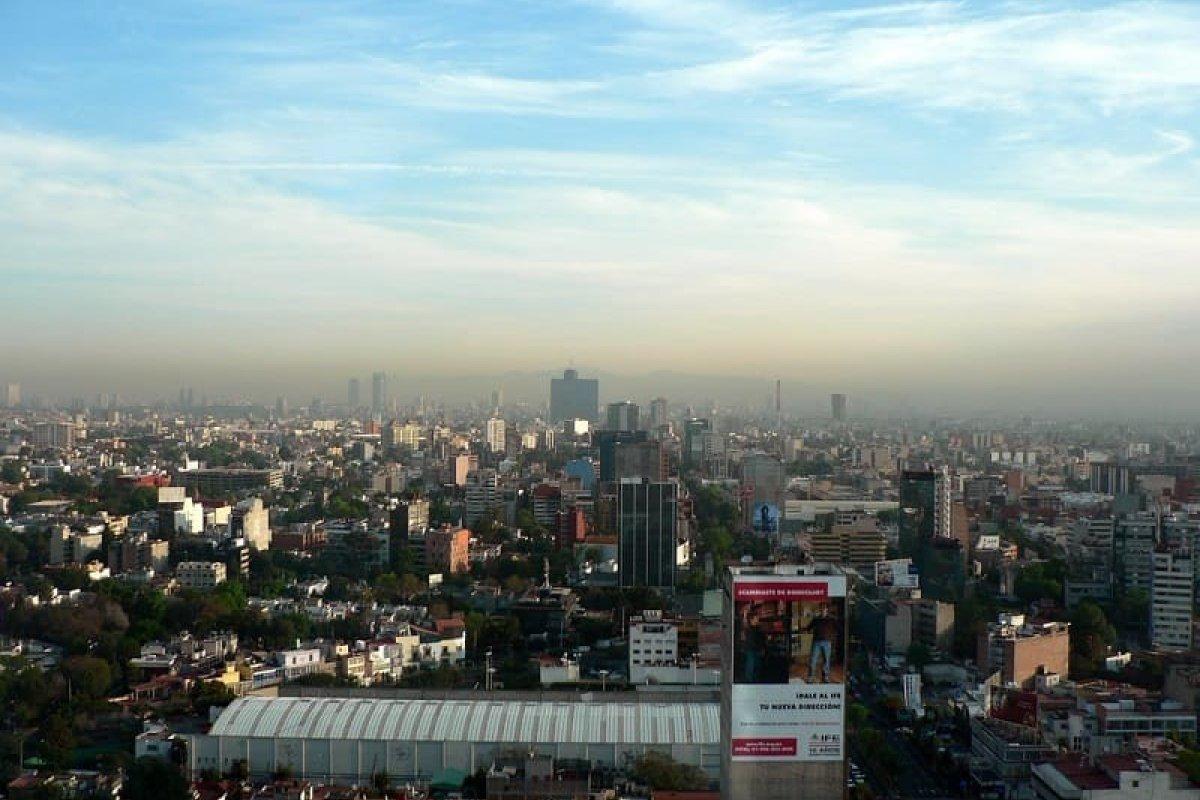 La mayoría de los días en la CDMX la calidad del aire es regular o mala.
