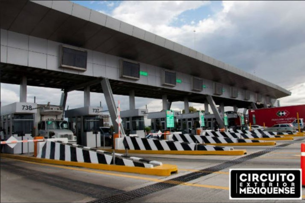 Tan solo en los últimos tres meses de los que se tiene registro, la autopista registró utilidades netas de mil 574 millones de pesos.