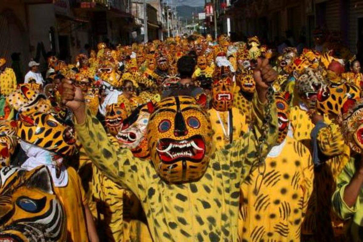 La tradicional fiesta de la Tigrada aún se realizó en 2017, pero la preocupación por la inseguridad continúa latente.