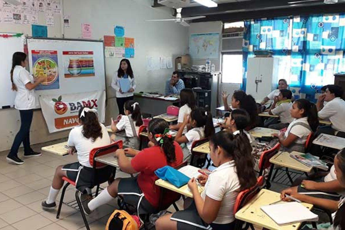 Tanto en México como en el mundo se vive una crisis de educación en donde se privilegia la cobertura y no la calidad.