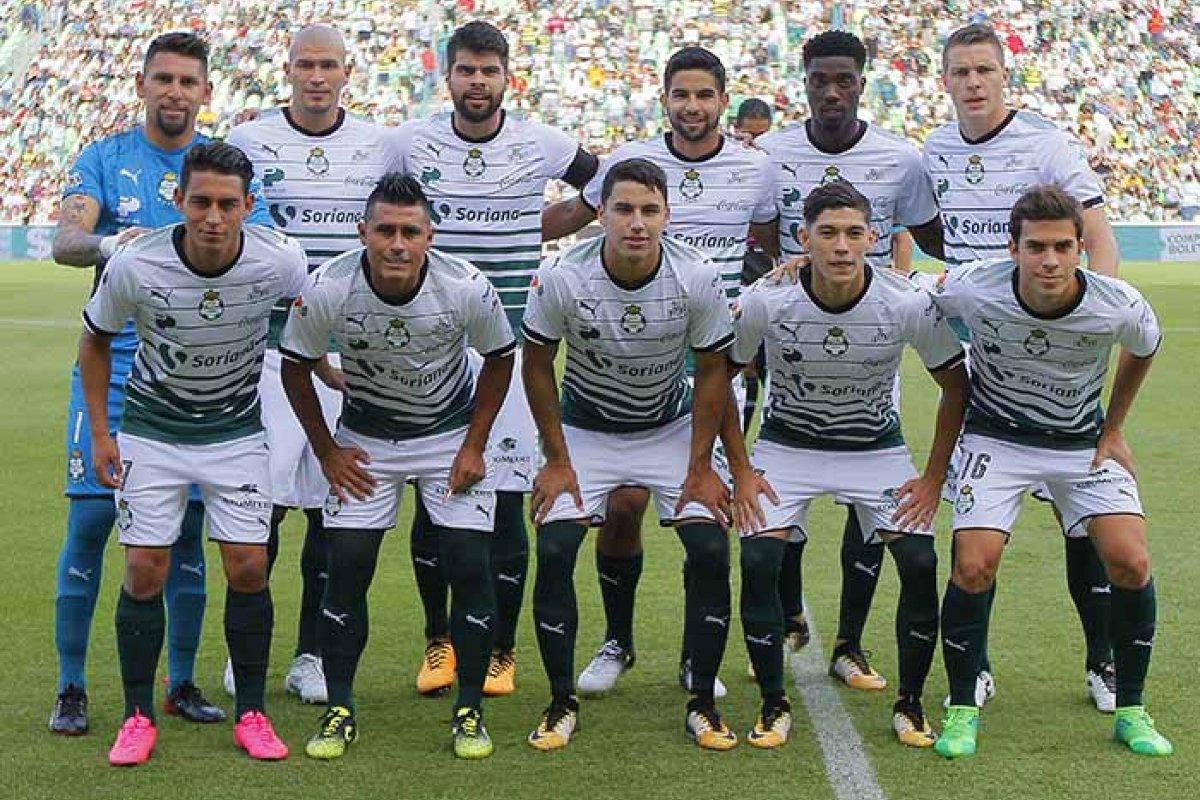 Santos. Foto: Santos/Copa Mx