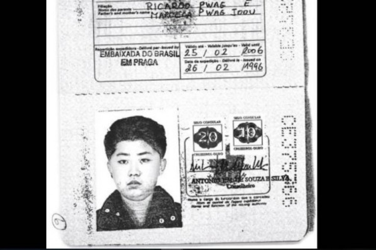 Foto: Reuters/ e cree que tenía entre 12 y 14 años cuando se emitió el pasaporte brasileño.
