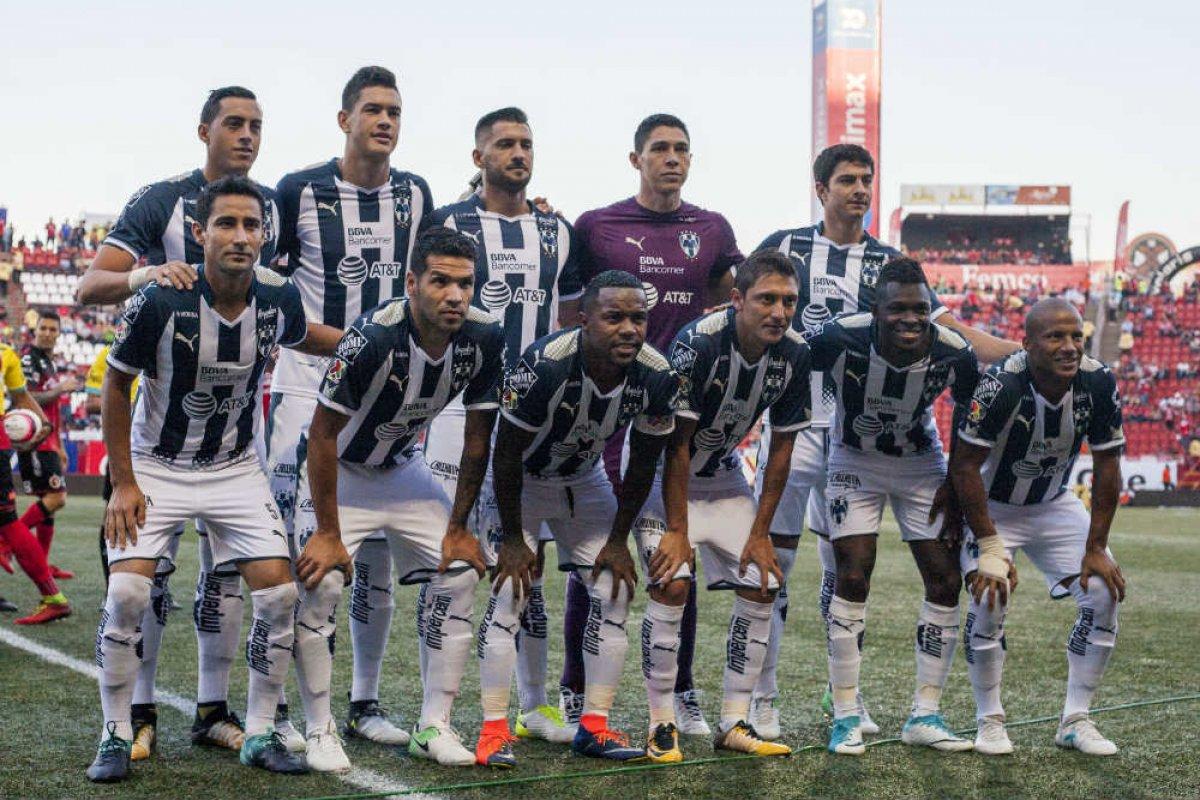 Monterrey. Foto:Monterrey/Liga Mx