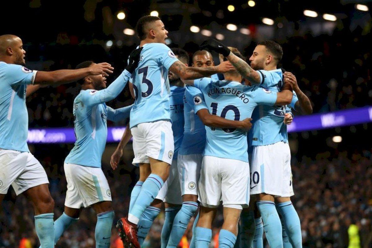 Manchester City. Foto: Manchester City/Twitter @ManCity