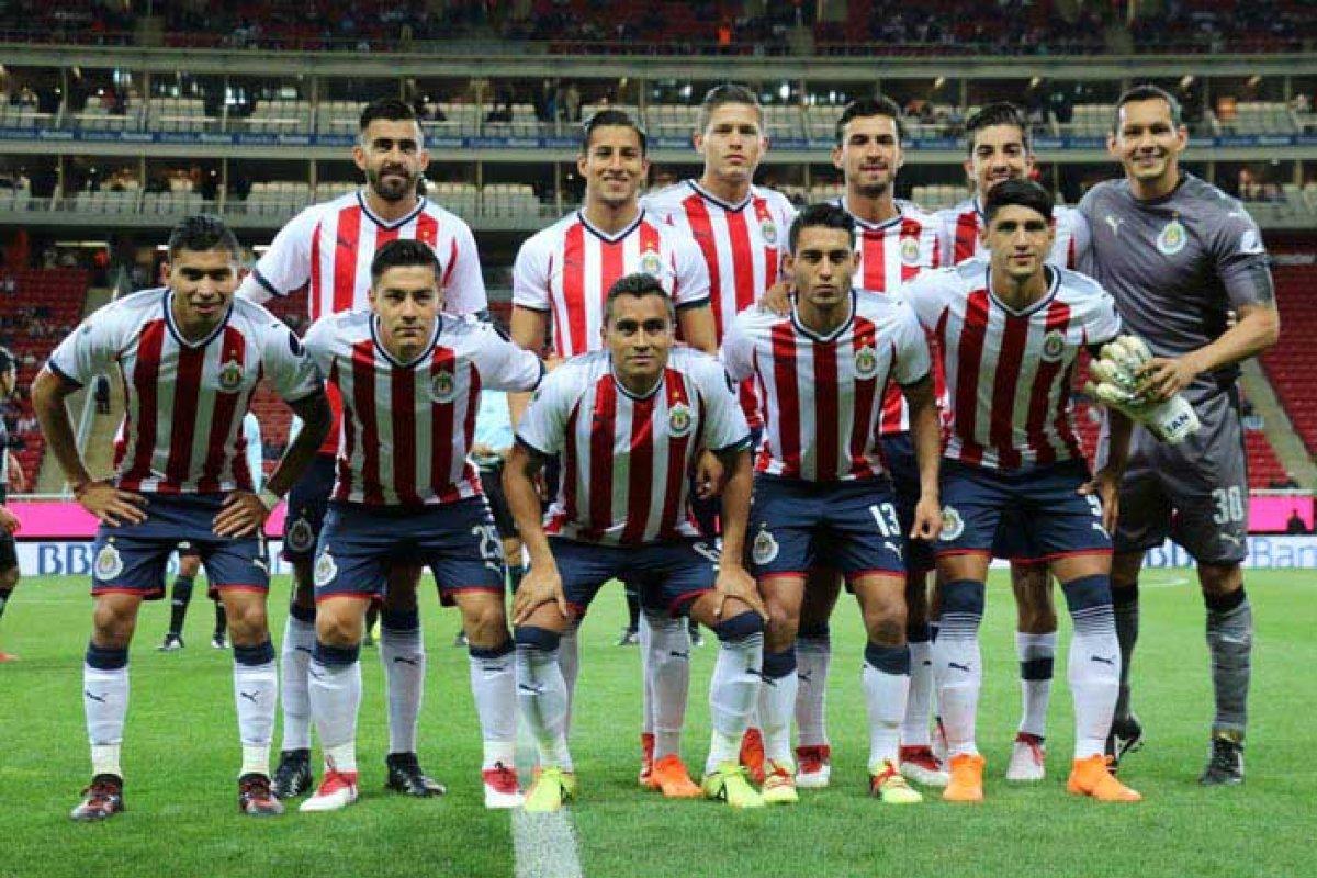 Chivas. Foto: Chivas/Liga Mx