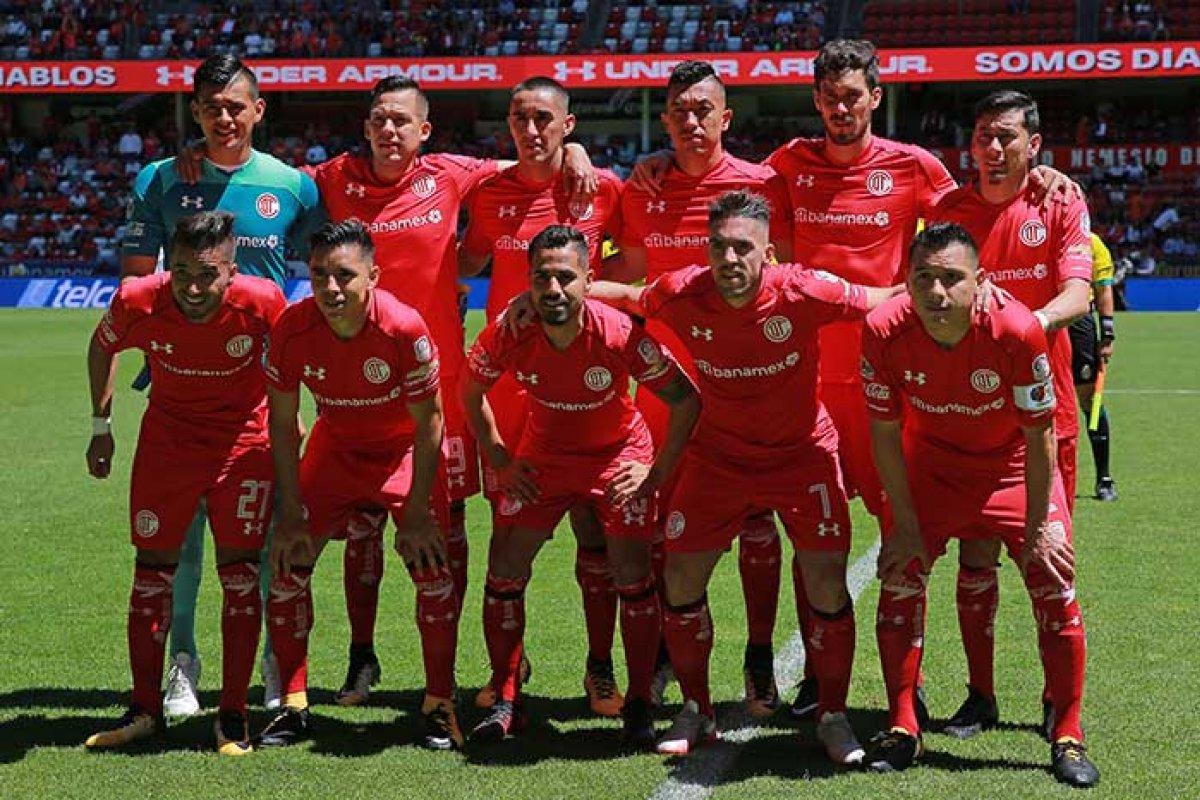 Toluca. Foto: Toluca/Liga Mx