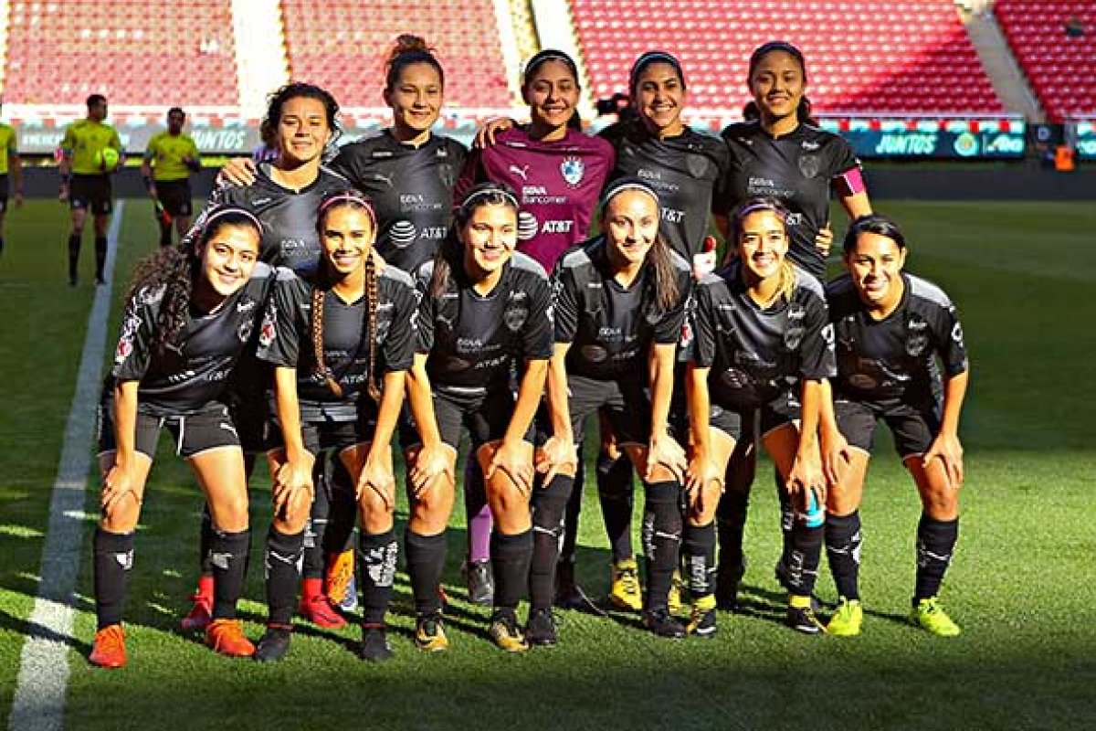 Monterrey. Foto:Monterrey/Liga Mx Femenil