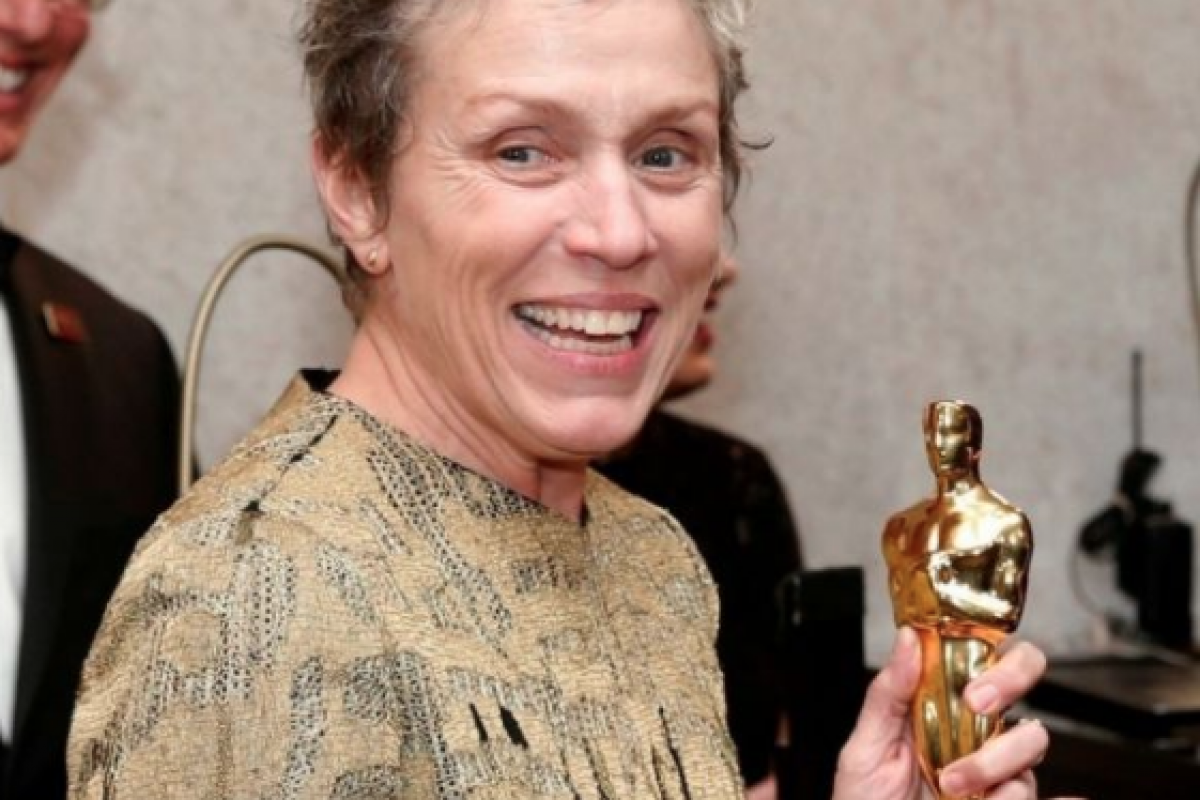 Foto: Frances McDormand/Fox News