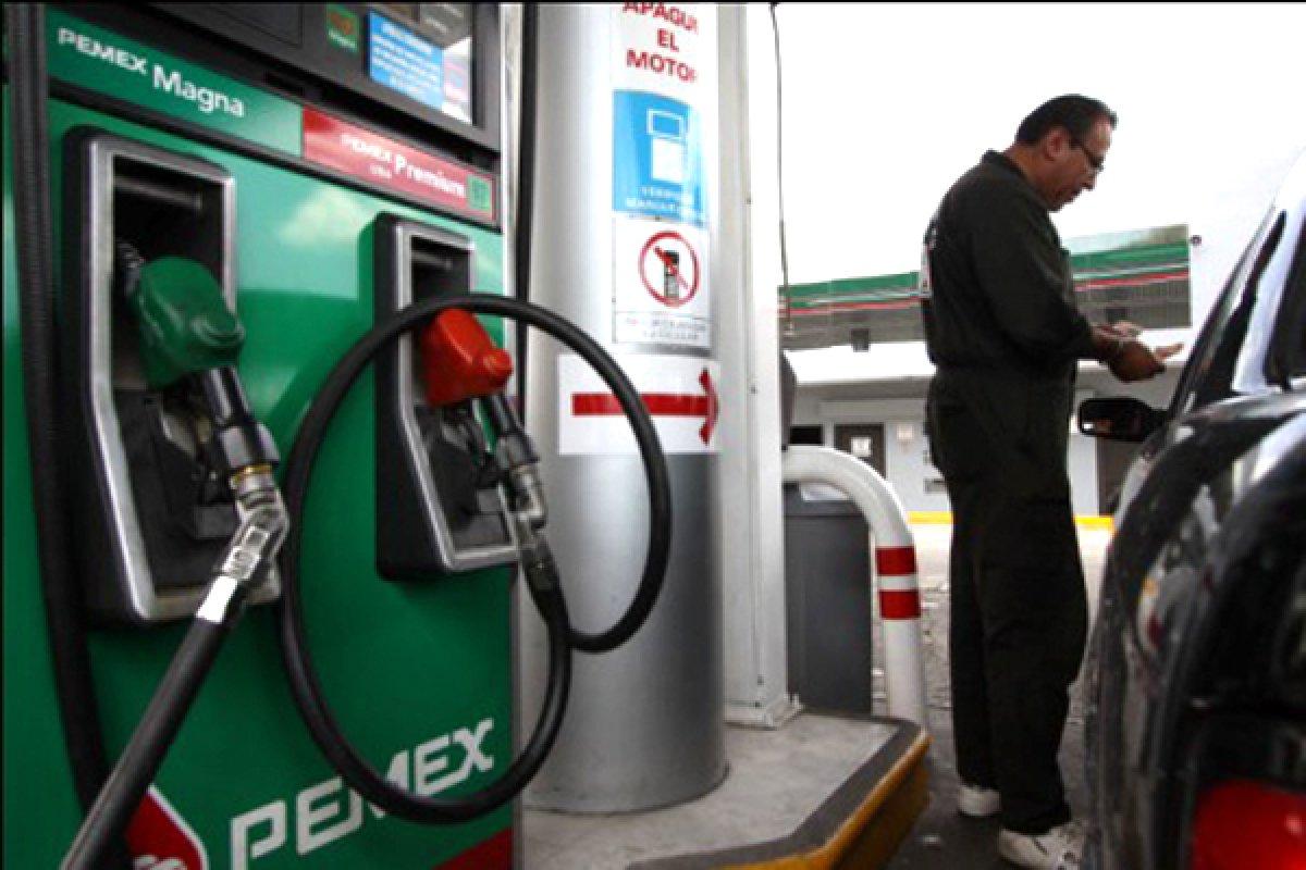 Este es el precio de la gasolina hoy, martes 6 de marzo 2018