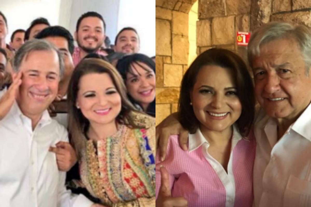 La falta de equidad de género en el PRI fue una de las razones por las que Delgadillo se enfiló a Morena. Fotos: Twitter
