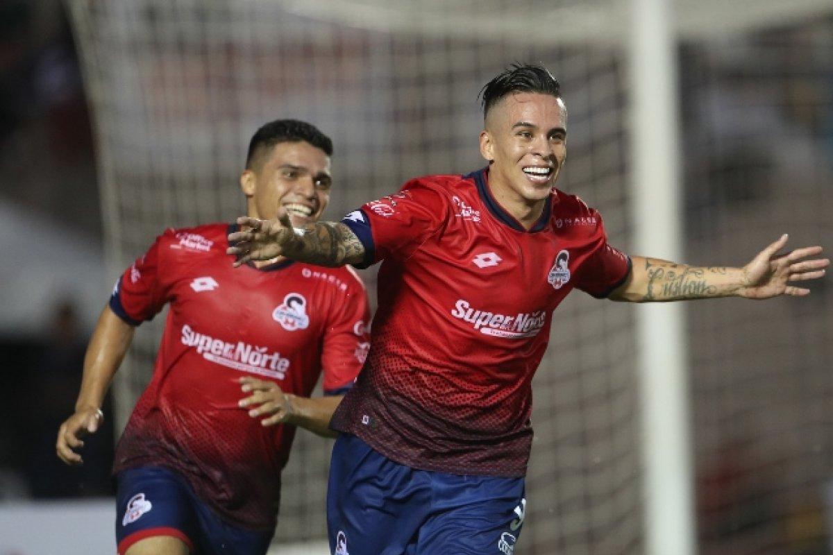 Cimarrones vs FC Juárez