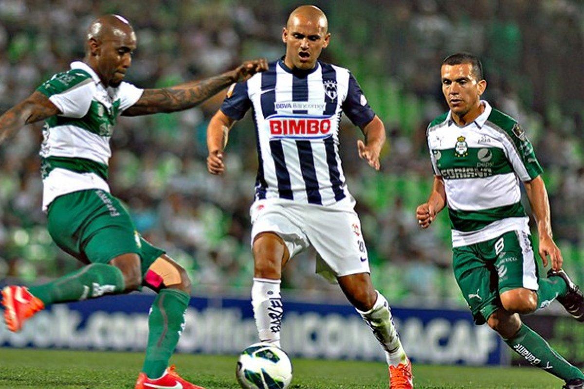 Santos vs Monterrey