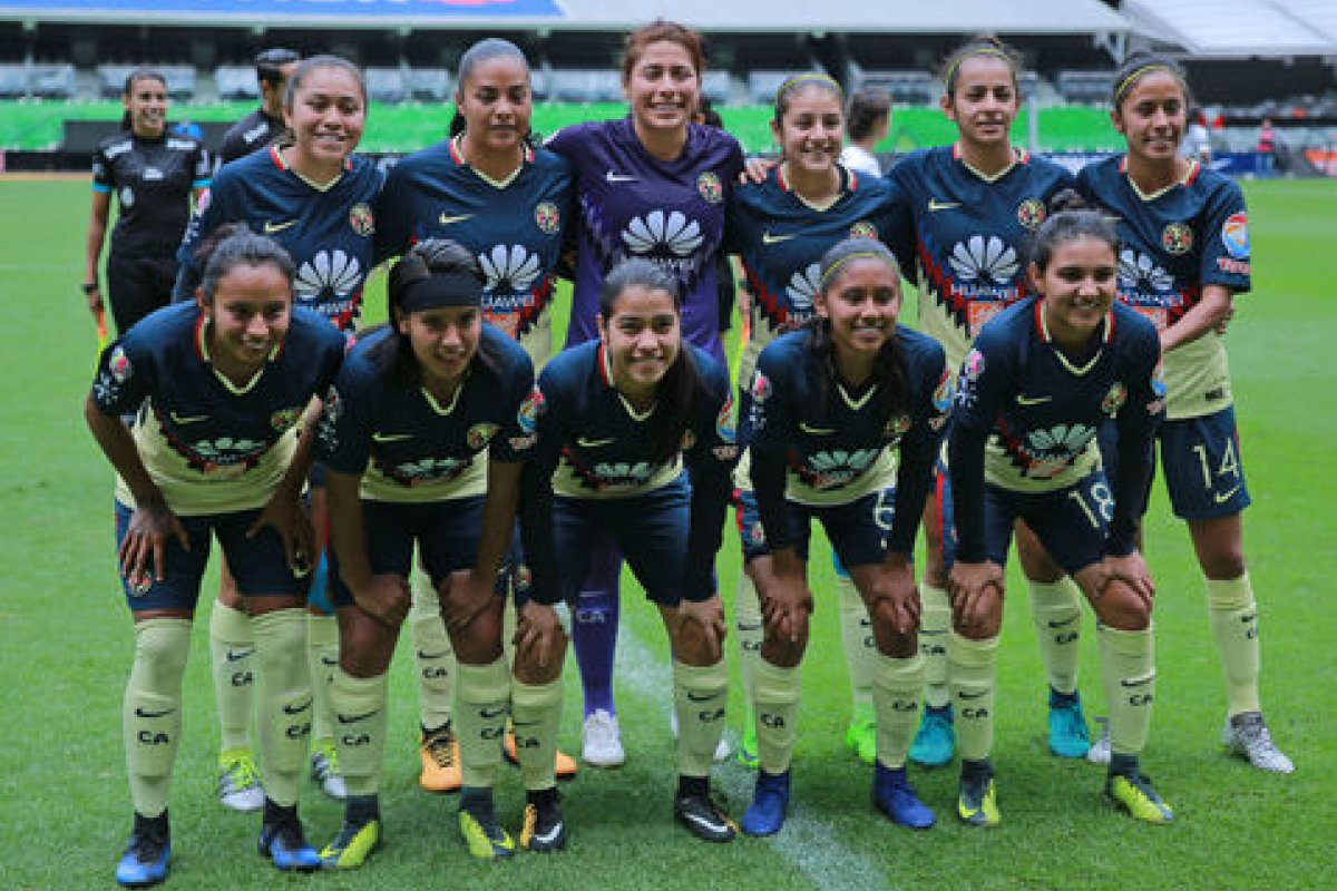 Veracruz vs América Liga mx Femenil