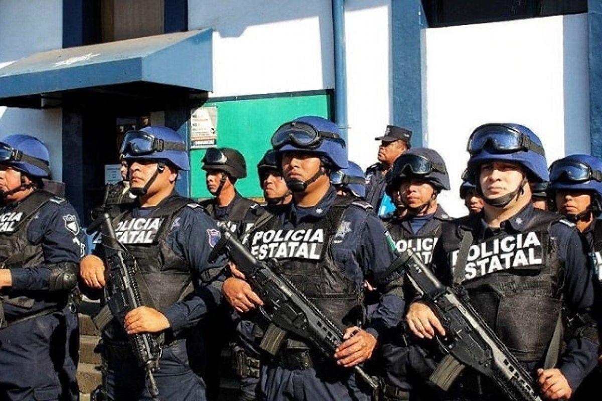 La Organización Nacional Anticorrupción exige que se esclarezcan los hechos donde presuntamente la policía estatal llevó a cabo una ejecución extrajudicial. Foto: SSP Veracruz