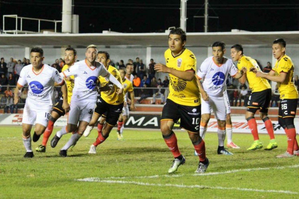 Leones Negros vs Zacatepec