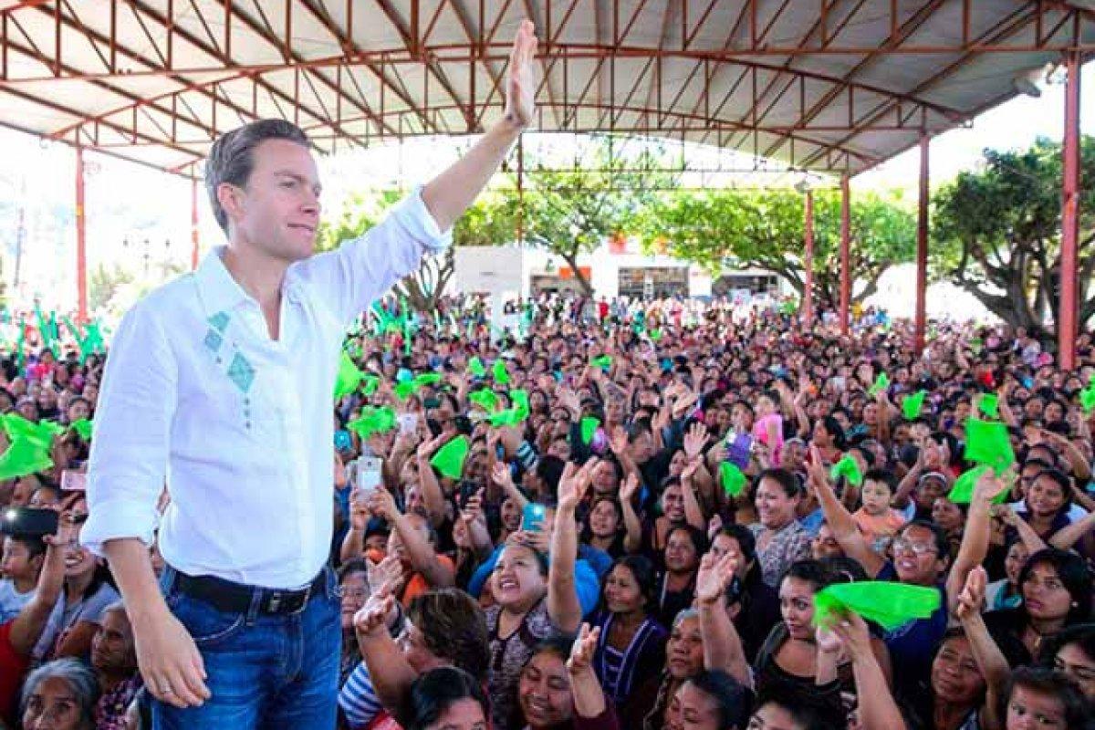 En un promedio anual la cantidad de carpetas de investigación por homicidios dolosos se incrementaron en el gobierno de Velasco en Chiapas.